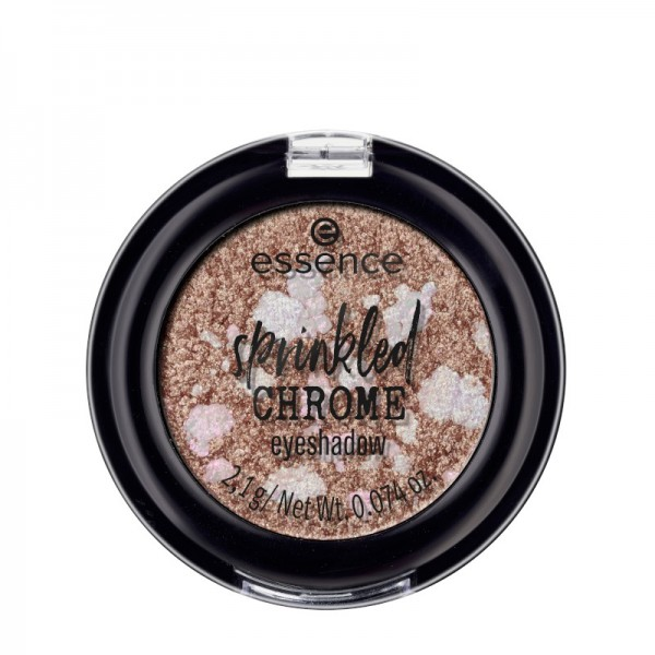 essence - sprinkled chrome eyeshadow 01 - Venus