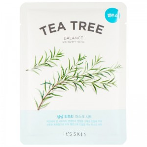 Its Skin - mascherina - The Fresh Mask - Tea Tree