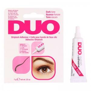 DUO - Wimpernkleber für Wimpernbänder - Eyelash Adhesive - 7g - Dunkel
