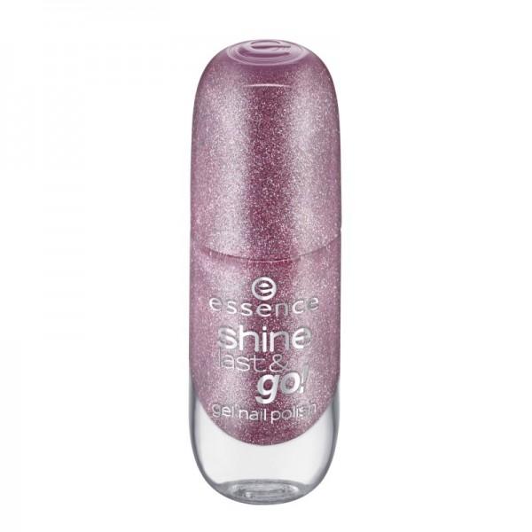 essence - Nagellack - shine last & go! gel nail polish - 11 my sparkling darling