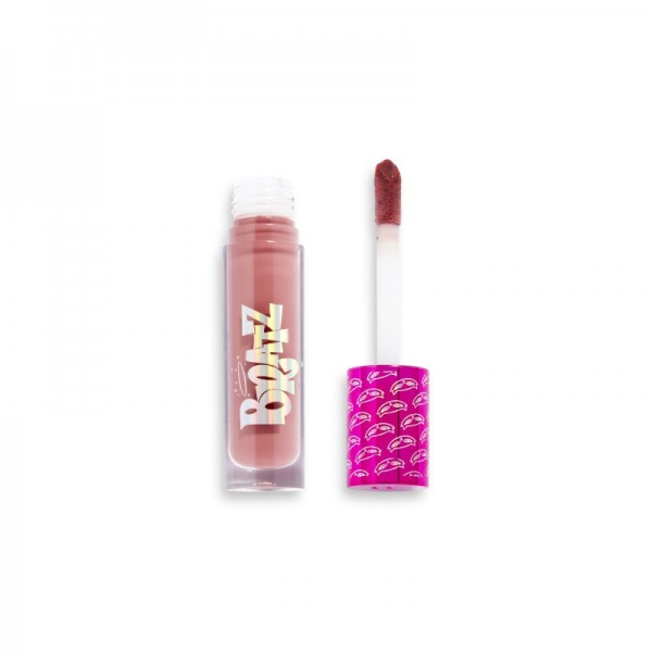 Revolution - Lipgloss - Revolution x Bratz Maxi Plump Lip Gloss - Jade