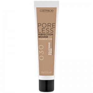 Catrice - Poreless Perfection Mousse Foundation 030 - Cool Walnut