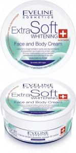 Eveline Cosmetics - Hautpflegecreme - Weiche Gesichts- und Körpercreme gegen Pigmentflecken