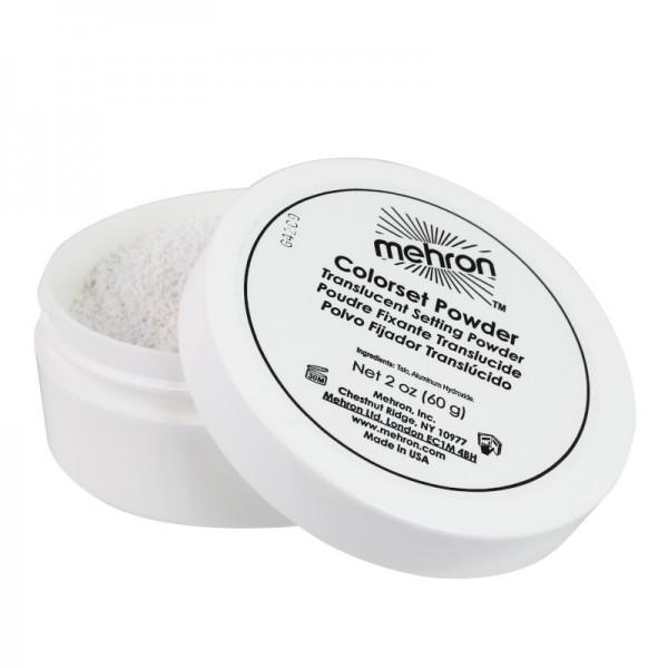 Mehron - Colorset Powder - Translucent