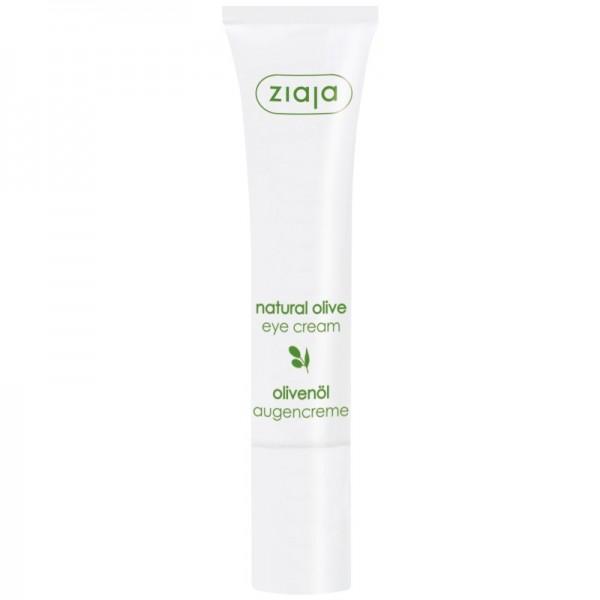 Ziaja - Augenpflege - Natural Olive Eye Cream