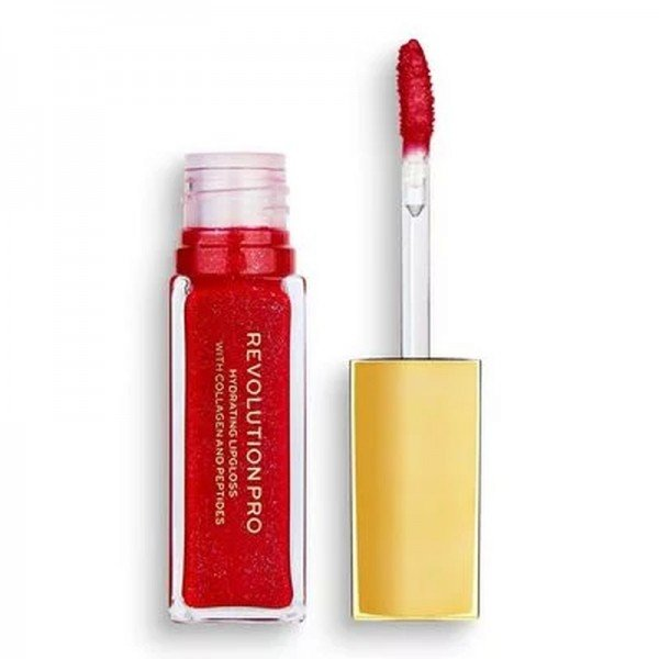 Revolution Pro - Lipgloss - All That Glistens Hydrating Lipgloss - Bitten