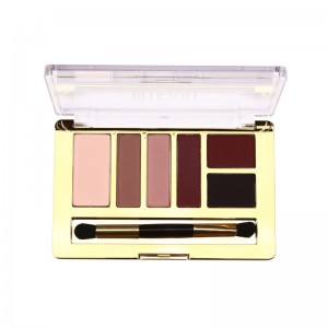 Milani - Eyeshadow Palette - Everyday Eyes Eyeshadow Collection - Romantic Mattes