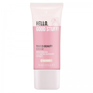essence - BB Cream - Hello, good stuff! Tinted beauty cream - 10 light