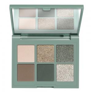 essence - Lidschattenpalette - Dancing Green eyeshadow palette