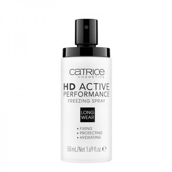 Catrice - HD Active Performance Freezing Spray