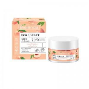 Bielenda - Gesichtscreme - Eco Sorbet Peach - Face Cream Moisturizing and Nourishing
