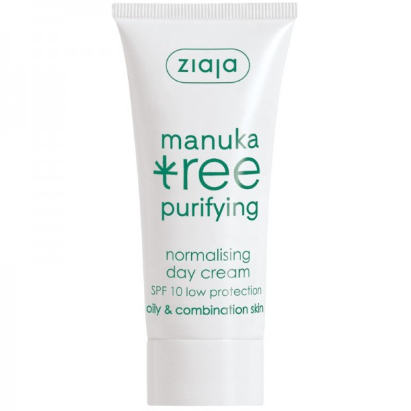 Ziaja - Gesichtspflege - Manuka Tree Day Cream