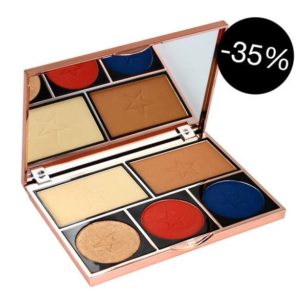 Makeup Obsession - Lidschattenpalette - Limited Edition - Welcome Summer