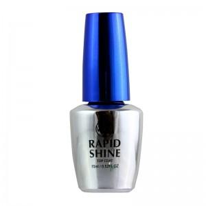 W7 Cosmetics - Top Coat - Nail Treatment - Rapid Shine - 15ml