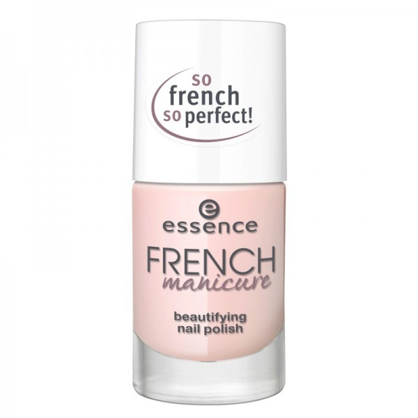 essence - Nagellack - french manicure beautifying nail polish 02 - FRENCHs are forever