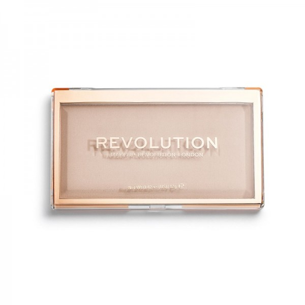 Revolution - Puder - Matte Base Powder - P2