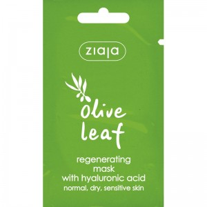 Ziaja - Olive Leaf Regenerating Mask