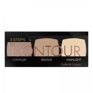Catrice - Konturpalette - 3 Steps To Contour Palette 010 - Allrounder