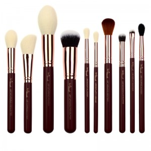 lenibrush - Brush Set - Must-Have Set - Midnight Plum Edition