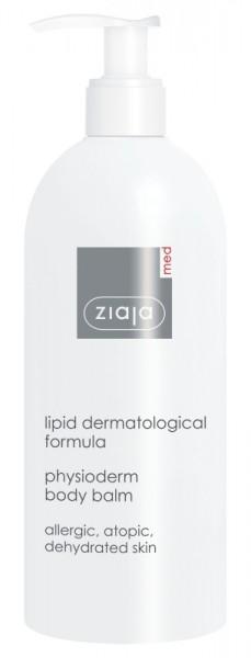 Ziaja Med - Körperbalsam bei empfindlicher Haut - Lipid Formula Physioderm Body Balm