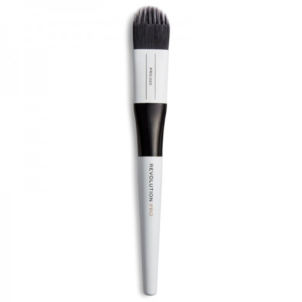 Revolution Pro - Kosmetikpinsel - 220 Medium Feathered Flat Brush
