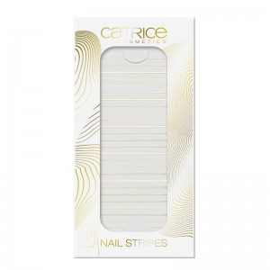 Catrice - Nageldesign - Pulse Of Purism Nail Stripes C01 - Simple Understatement
