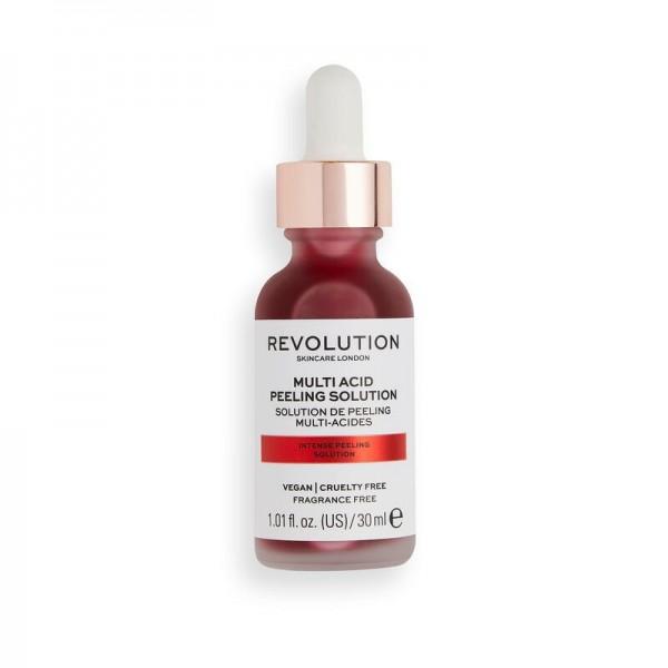 Revolution - Gesichtspeeling - Skincare Multi Acid Peeling Solution