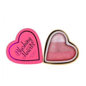 I Heart Makeup - Blushing Hearts - Blusher - Bursting with love