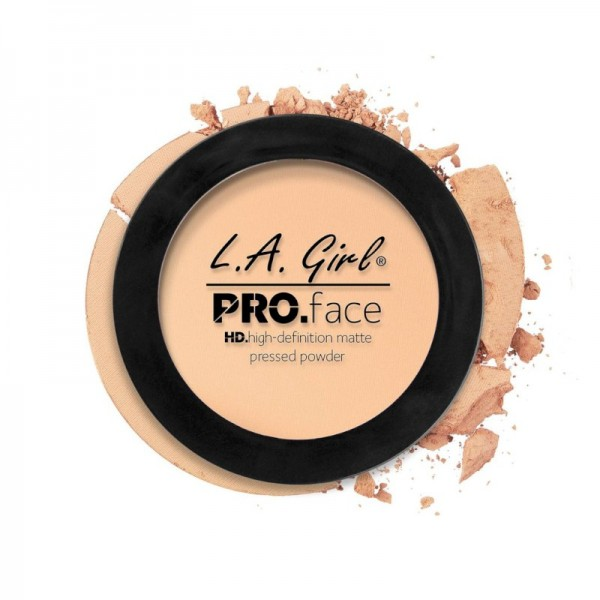 L.A. Girl - Puder - Pro Face - Matte Powder - Porcelain