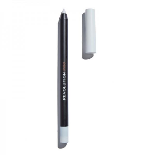 Revolution Pro - Eyeliner Pencil - Supreme Pigment Gel Eyeliner - White