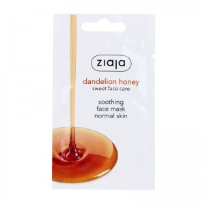 Ziaja - Gesichtsmaske - dandelion honey face mask