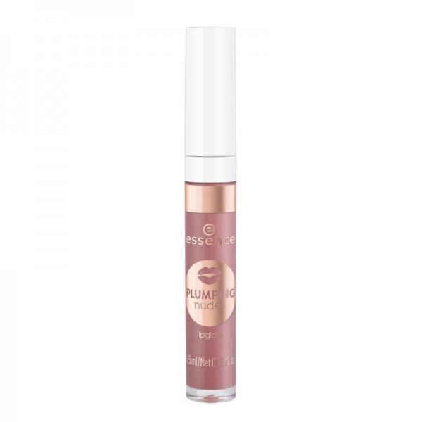 essence - plumping nudes lipgloss - 04 thats big