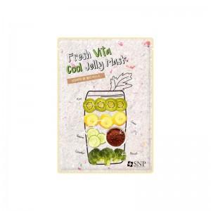 SNP - Gesichtsmaske - Fresh Vita Cool Jelly Mask