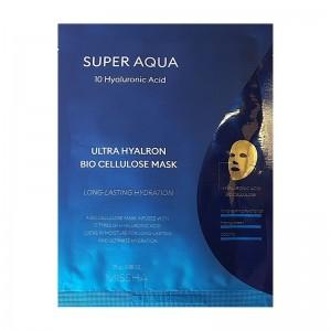 Missha - Gesichtsmaske - Super Aqua Ultra Hyalron Bio Cellulose Mask