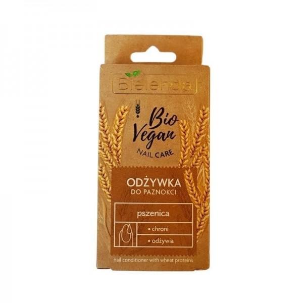 Bielenda - Cura delle unghie - BIO VEGAN NAIL CARE Nail Conditioner nourishing with wheat