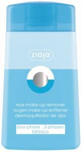 Ziaja - Augen Makeupentferner - Duo Phase Eye Makeup Remover