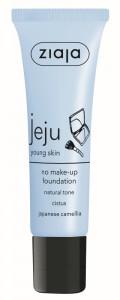 Ziaja - Foundation - Jeju - No Makeup Foundation