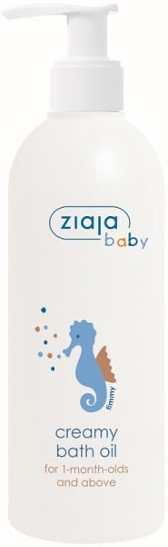 Ziaja - Baby-Badeöl - Baby Creamy Bath Oil - 1 Month and older