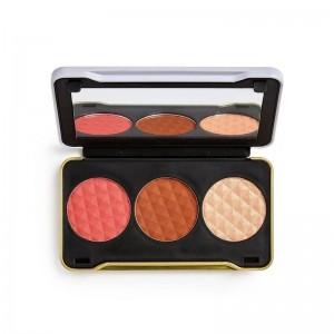 Revolution - Face Palette - X Patricia Bright You Are Gold (Medium)