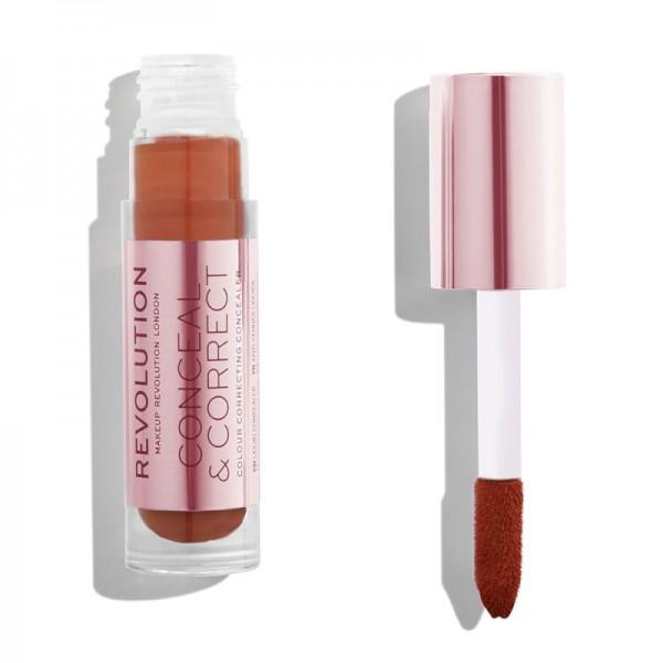 Makeup Revolution - Concealer - Conceal and Correct - Orange