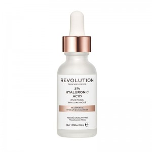 Revolution - Serum - Skincare Plumping and Hydrating Serum - 2% Hyaluronic Acid