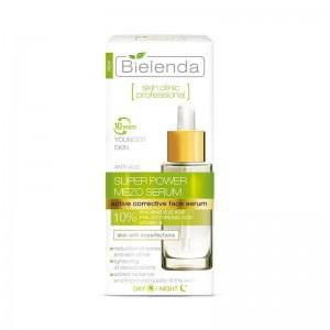 Bielenda - Serum - Skin Clinic Professional Active Corrective Face Serum Mandelic Acid + Lactobionic Acid