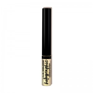 LA Colors - Eyeliner - Holographic Liquid Eyeliner - Galactic Gold