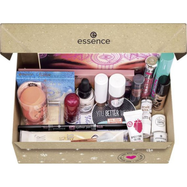 essence - Adventskalender 2021 - Made With Love DIY Advent Calendar - 01 ...And A Hint Of Magic!
