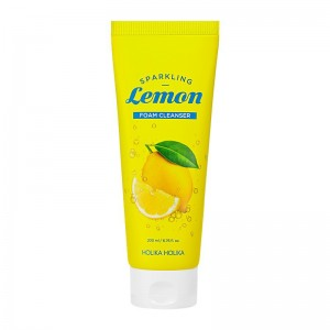 Holika Holika - Sparkling Lemon Foam Cleanser