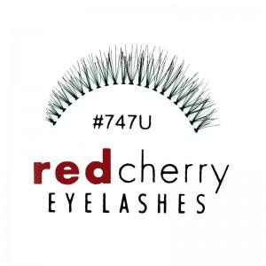 Red Cherry - Falsche Wimpern Nr. 747U Peony - Echthaar