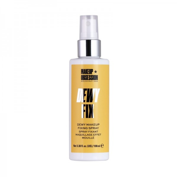 Makeup Obsession - Fixierspray - Dewy Fix Makeup Fixing Spray