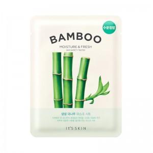 Its Skin - Gesichtsmaske - The Fresh Mask Sheet - Bamboo