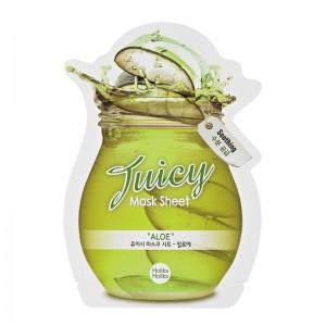 Holika Holika - Gesichtsmaske - Aloe Juicy Mask Sheet