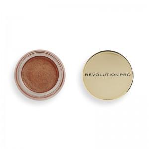 Revolution Pro - Cremelidschatten - Eye Lustre Cream Eyeshadow - Brass